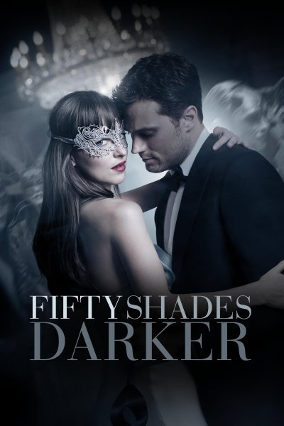 """Poster for the movie """"Fifty Shades Darker"""""""