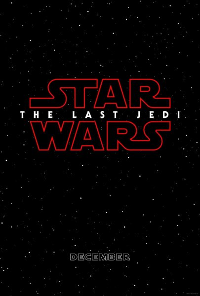 """Poster for the movie """"Star Wars: The Last Jedi"""""""