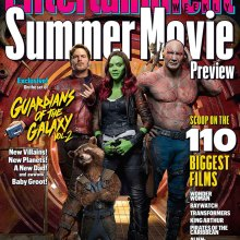 Entertainment Weekly Summer Movie preview cover
