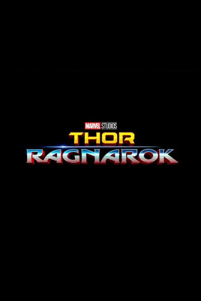 "Poster for the movie ""Thor: Ragnarök"""