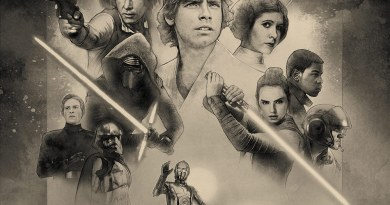 Star Wars Celebration poster
