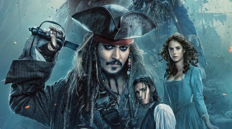 """Poster for the movie """"Pirates of the Caribbean: Dead Men Tell No Tales"""""""