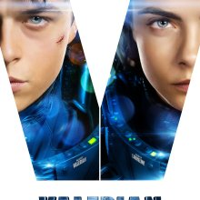 "Poster for the movie ""Valerian and the City of a Thousand Planets"""