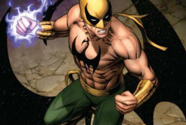 Finn Jones Talks Iron Fist Costume, What to Expect