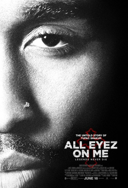 All Eyez On Me poster (Codeblack Films)