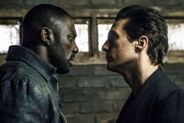 The Dark Tower still courtesy of Sony Pictures