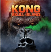 Kong: Skull Island Blu-Ray/DVD/Digital HD combo cover