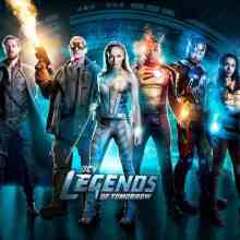 DC's Legends Of Tomorrow Season 3 poster