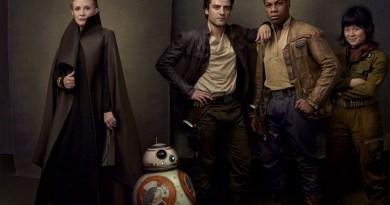 Vanity Fair's Star Wars: The Last Jedi Definitive Preview stills