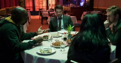 Marvel's The Defenders still (Netflix)