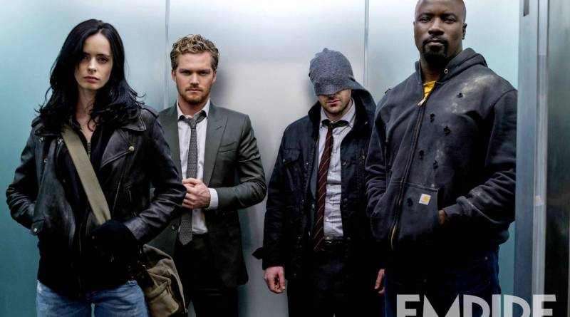 The Defenders still (Netflix/Marvel)