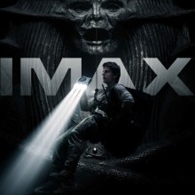 The Mummy IMAX poster (Universal Pictures)