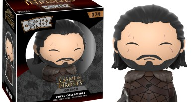 Game Of Thrones Jon Stark Dorbz (HBO)