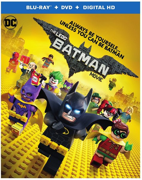 The LEGO Batman Movie (Warner Bros. Home Entertainment)