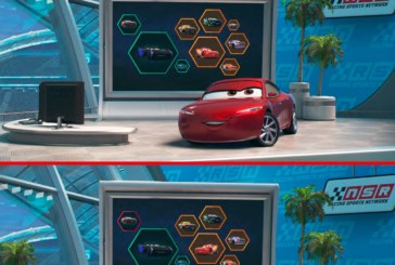 New Activity Sheets From Cars 3