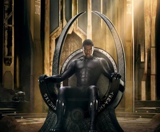 Black Panther (Marvel/Disney)
