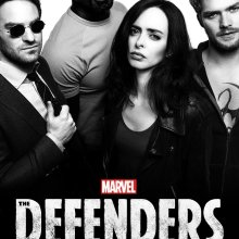 Marvel's The Defenders poster (Netflix)