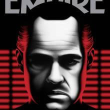 Empire Magazine subscriber's cover