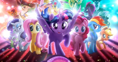 My Little Pony: The Movie poster (Lionsgate)