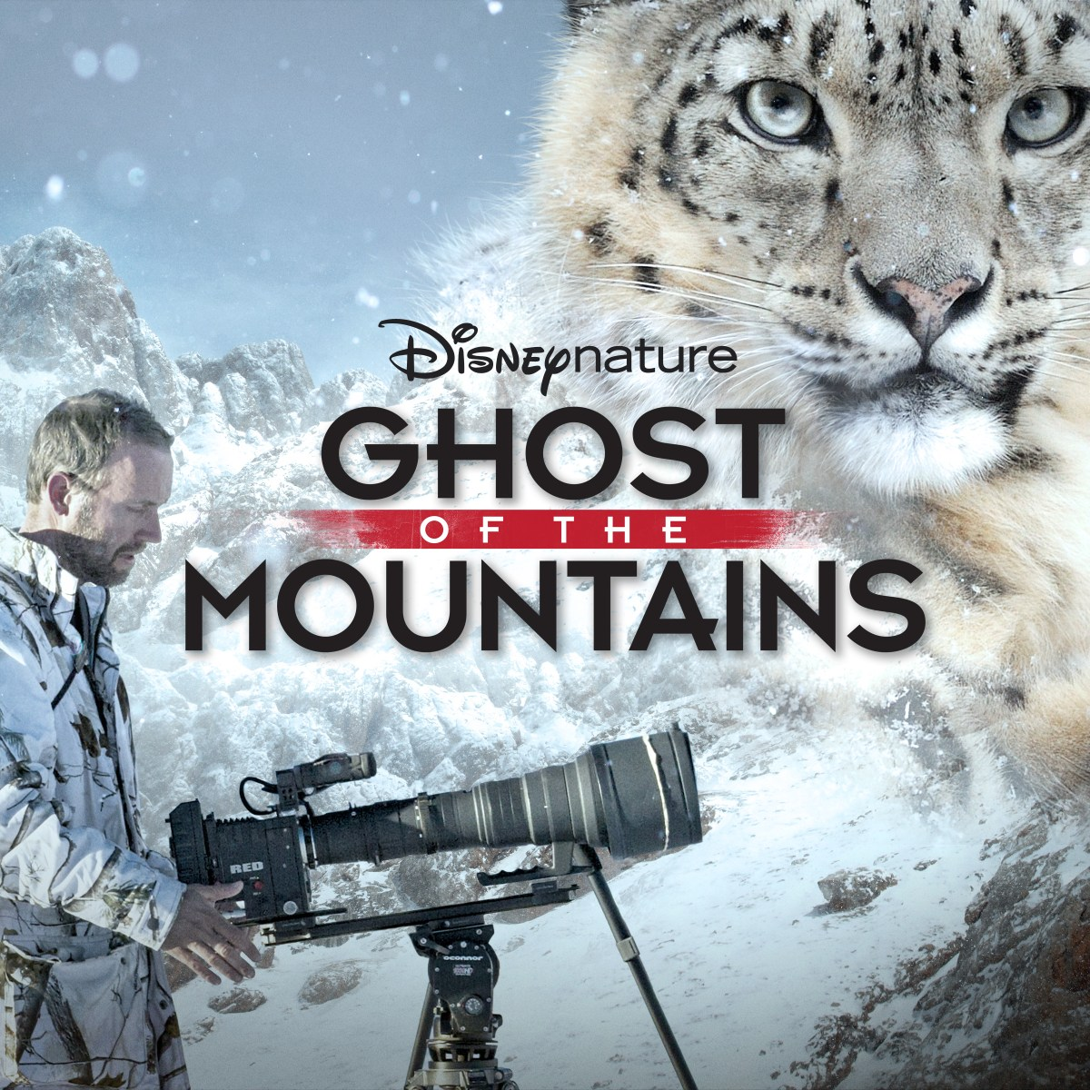 Ghosts Of The Mountains Home Release Announced By Walt Disney Studios