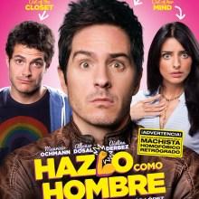Hazlo Como Hombre poster (Pantelion Films)