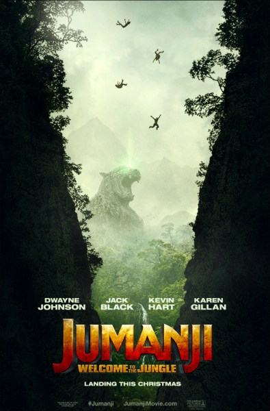 Jumanji: Welcome To The Jungle (Sony Pictures)