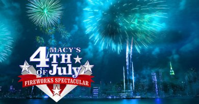 Macy's 4th of July Fireworks Spectacular - Season 2017