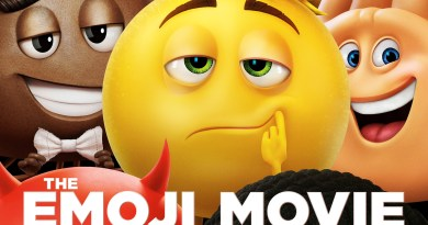 The EMOJI Movie poster (Sony Pictures)