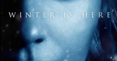 Game Of Thrones character poster (HBO)