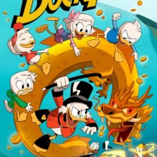 Disney's DuckTales Entertainment Weekly