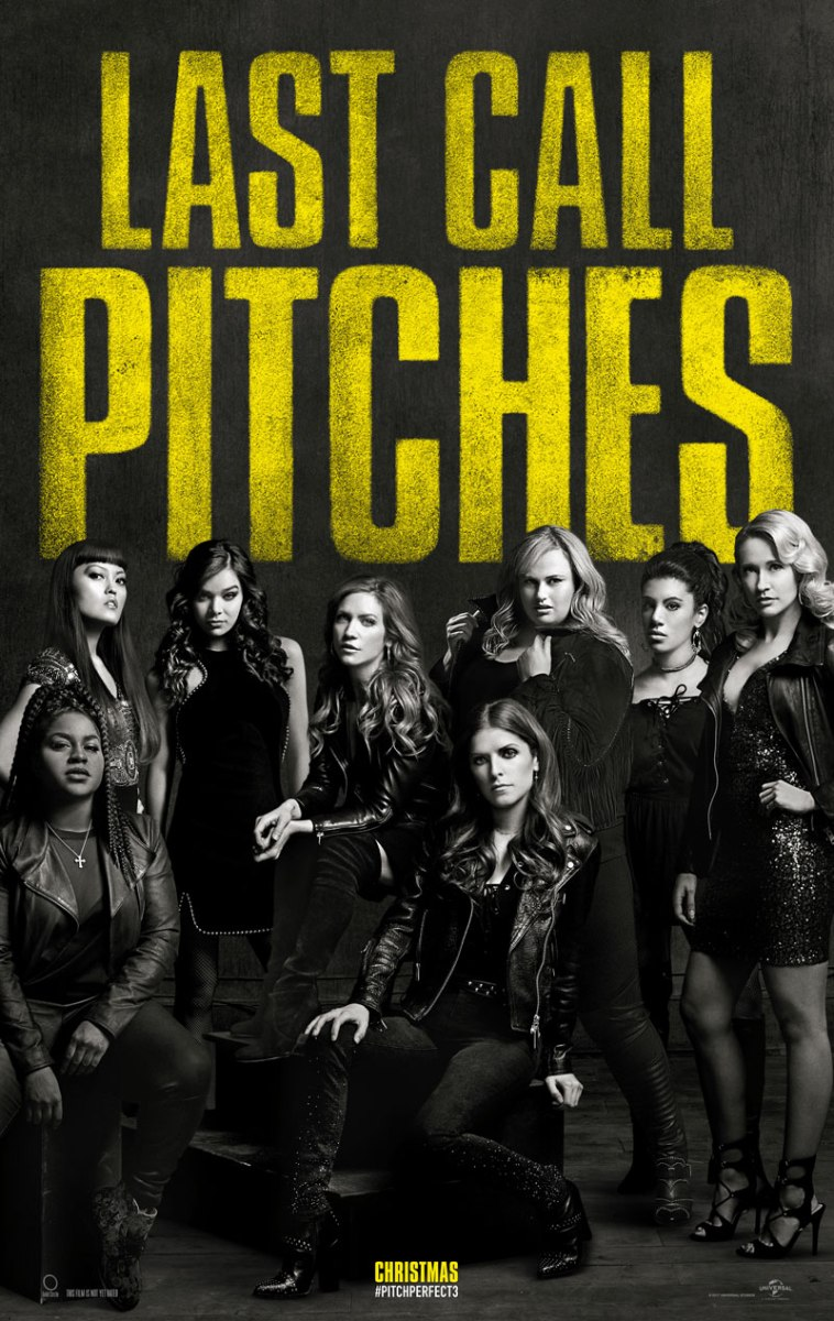 GIVEAWAY: Pitch Perfect 3 Prize Pack