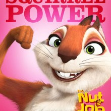 New Character Posters From The Nut Job 2: Nutty By Nature