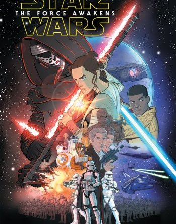 Star Wars: The Force Awakens Graphic Novel (IDW)