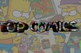 Top Comics | Week 28, 2017