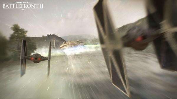 Star Wars: Battlefront 2 (EA Games/DICE/Lucasfilm)