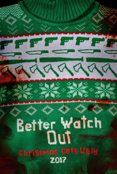 Better Watch Out teaser poster (Well Go USA Entertainment)