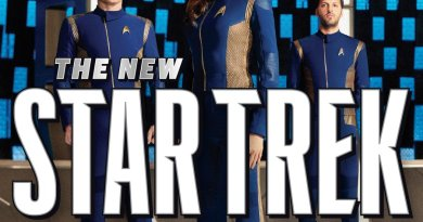 Entertainment Weekly - Star Trek: Discovery cover