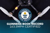 DRL RacerX Sets Guinness World Record As World's Fastest Drone