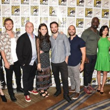 """The Netflix Original Series 'Marvel's The Defenders' Press Line at 2017 Comic-Con, San Diego, CA, USA - 21 July 2017"""
