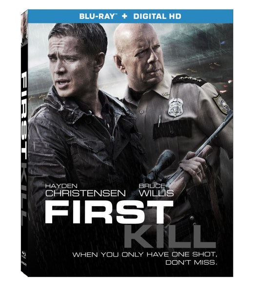 First Kill Blu-Ray/Digital HD (Lionsgate Home Entertainment)