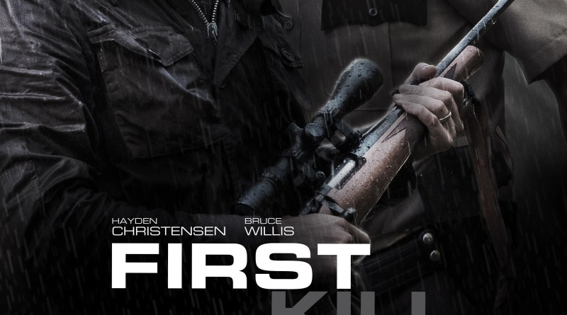 First Kill poster (Lionsgate Premiere)