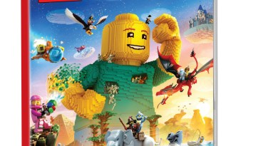 LEGO Worlds Nintendo Switch cover (Warner Bros. Interactive Games)