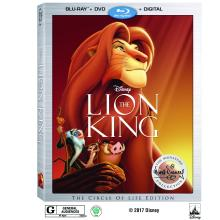Disney's The Lion King Walt Disney Signature Edition cover (Walt Disney Studios Home Entertainment)