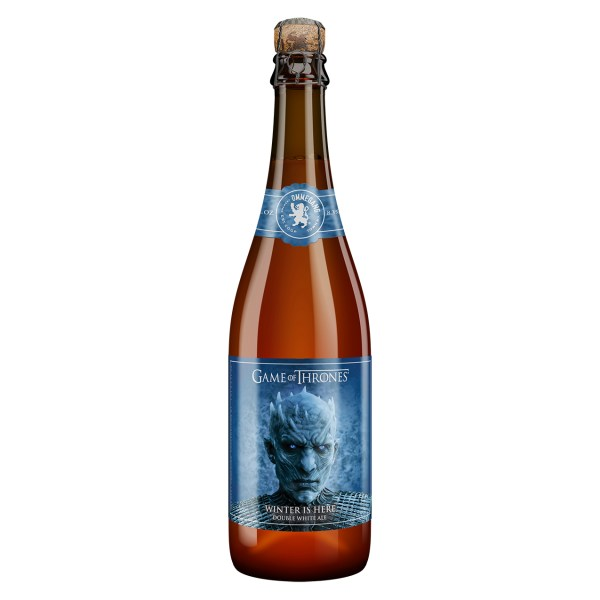 Ommegang Game of Thrones Winter is Here Bottle 750ml (HBO)