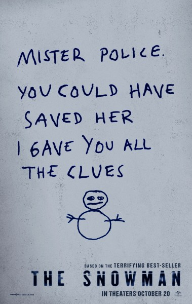 The Snowman (Universal Pictures)