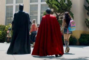 Walmart Back-To-School Superheroes Crossover Promotion Commercials.