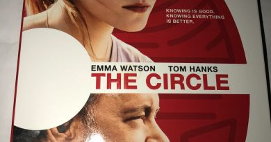 The Circle Blu-Ray/DVD/Digital HD (Liongate Home Entertainment)