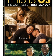 This Is Us Season One DVD (20th Century Fox Home Entertainment)