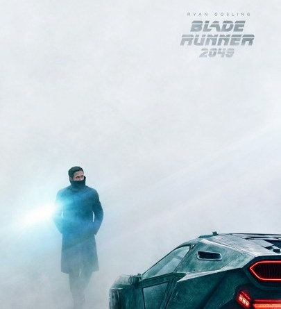 Blade Runner 2049 poster (Entertainment Weekly/Warner Bros. Pictures)