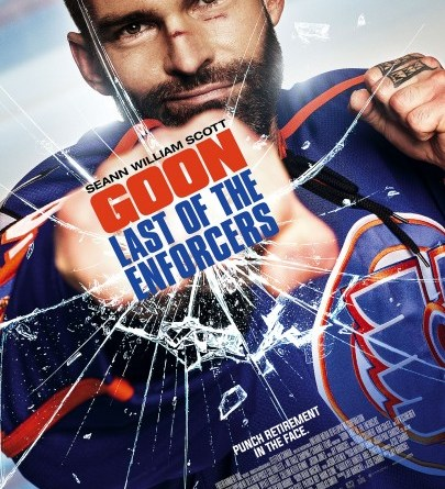 Goon: Last Of The Enforcers poster (Momentum Pictures)